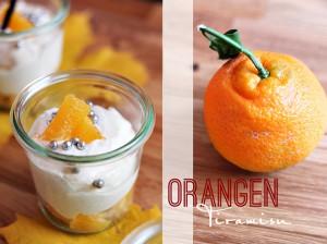 Orangen-Tiramisu