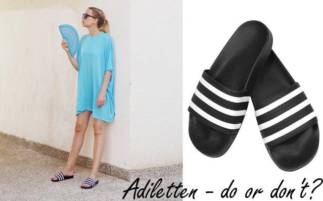 New fashion generation 2017 - Adilette Les Attitudes Fashion Lifestyle Und Beauty Blog