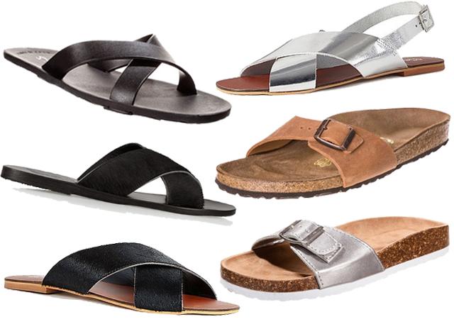 shopping marant lookalikes sandalen f r den sommer. Black Bedroom Furniture Sets. Home Design Ideas