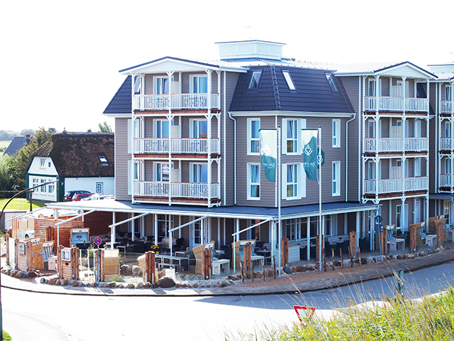 Places Zweite Heimat Strandhotel In St Peter Ording Les