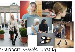fashion week diary