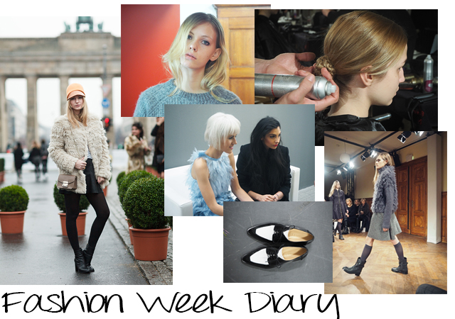 fashion week diary