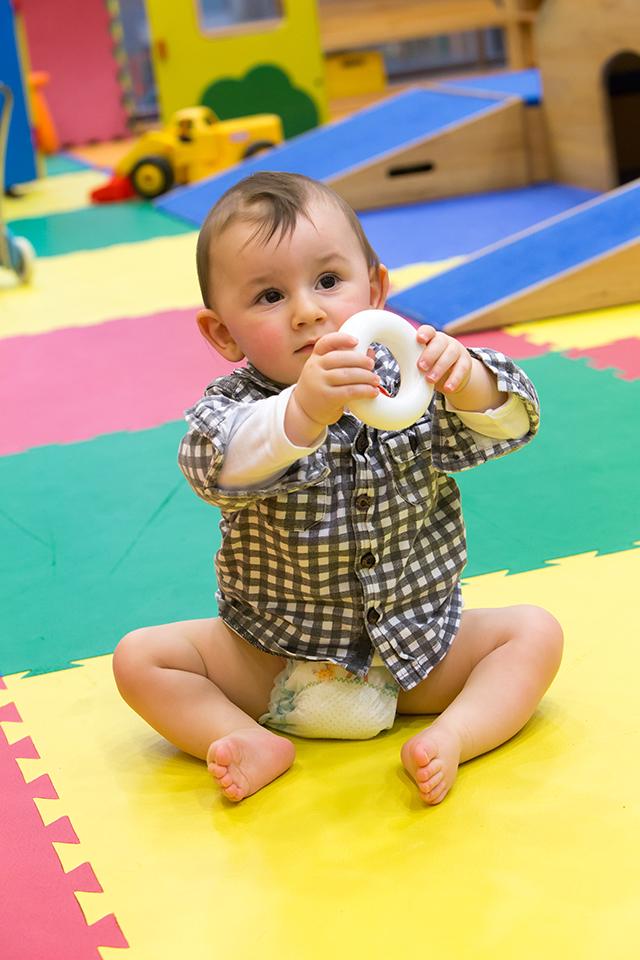 Pampers Event_P&G_Schwalbach_Playground Lab_Baby I