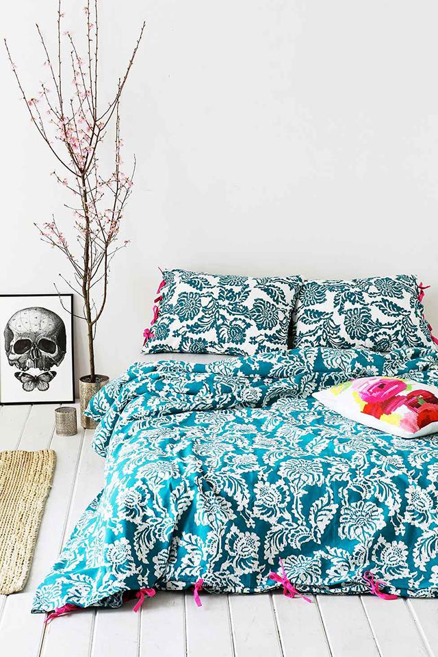 living sch ne bettw sche f r einen erholsamen schlaf les attitudes fashion lifestyle und. Black Bedroom Furniture Sets. Home Design Ideas