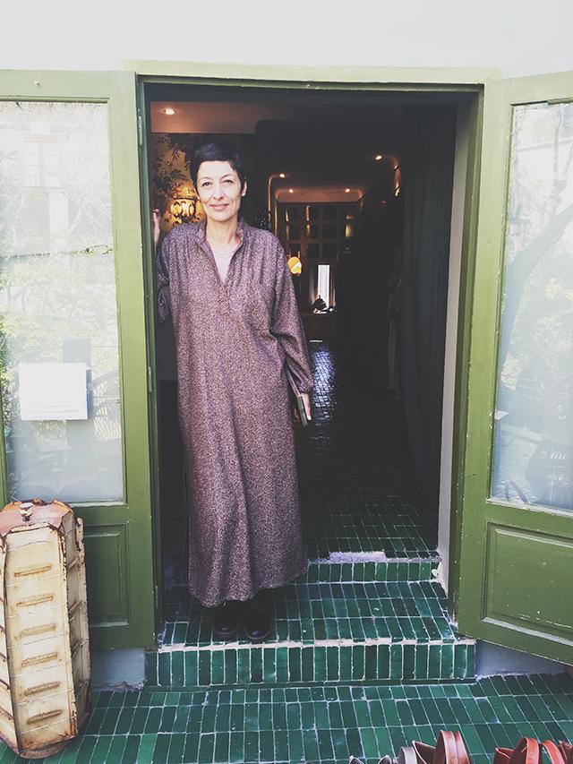 Places norya ayron der kaftan shop in marrakech les for Le jardin 32 route sidi abdelaziz marrakech 40000