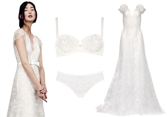 bridal die passende hochzeitsw sche zum kleid les attitudes fashion lifestyle und beauty blog. Black Bedroom Furniture Sets. Home Design Ideas