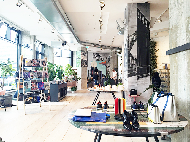 Places the store x soho house berlin les attitudes fashion